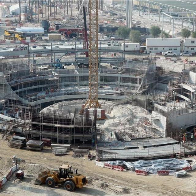 Gradilište u Dubaiju