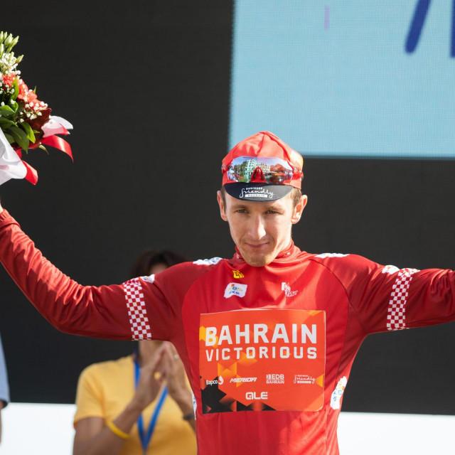 Pobjednik 5. etape Stephen Williams
