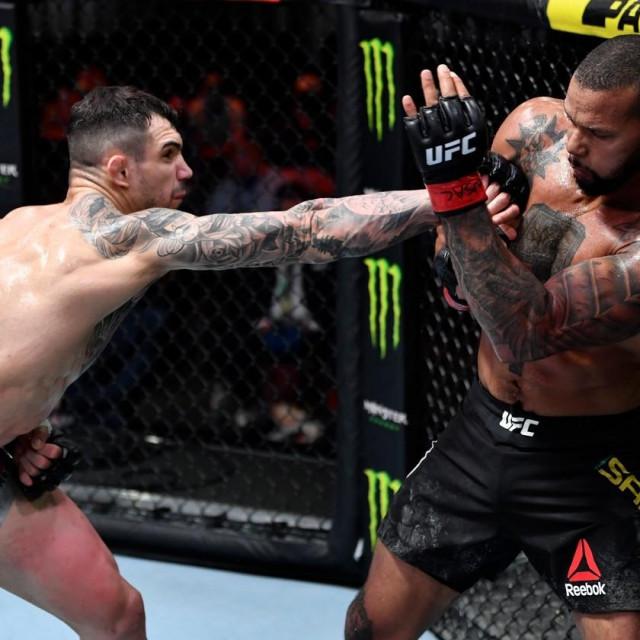 Aleksandar Rakic vs. Thiago Santos (UFC 259)