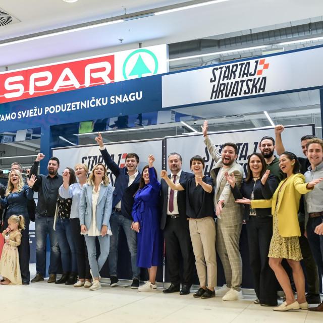 Finalisti druge sezone jedinstvenog projekta 'Startaj Hrvatska'