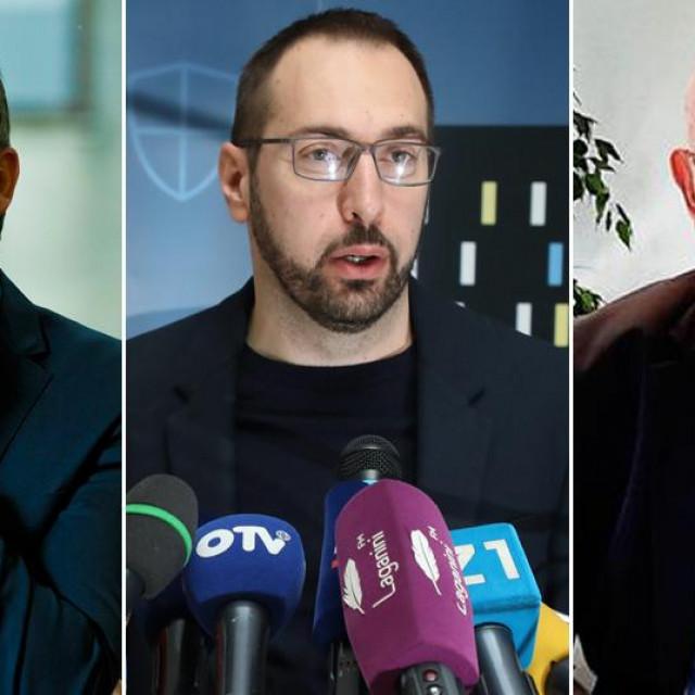 Ante Samodol; Tomislav Tomašević; Nikola Vuković