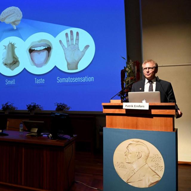 Dodjela nobelove nagrade za medicinu