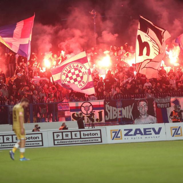 Na derbija Osijeka i Hajduka<br />