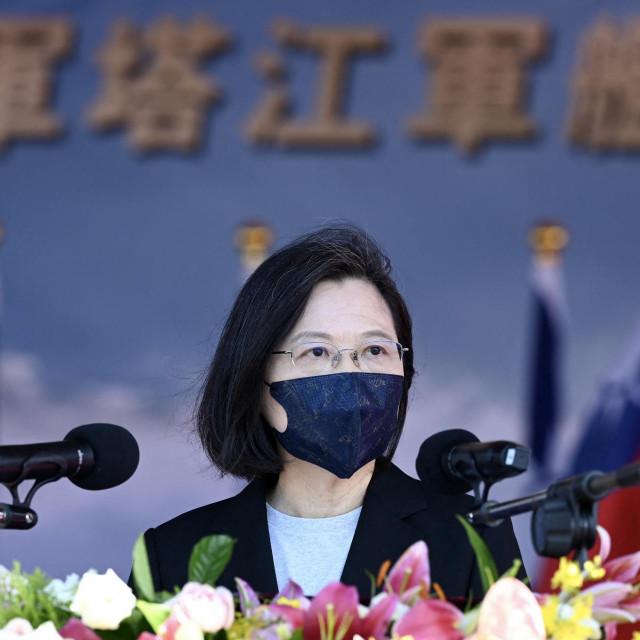 Predsjednica TajvanaTsai Ing-wen