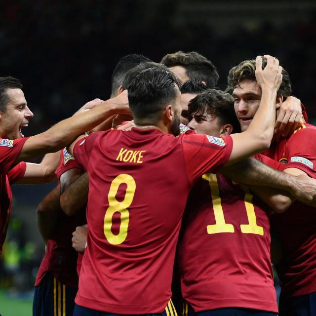 Španjolska slavi