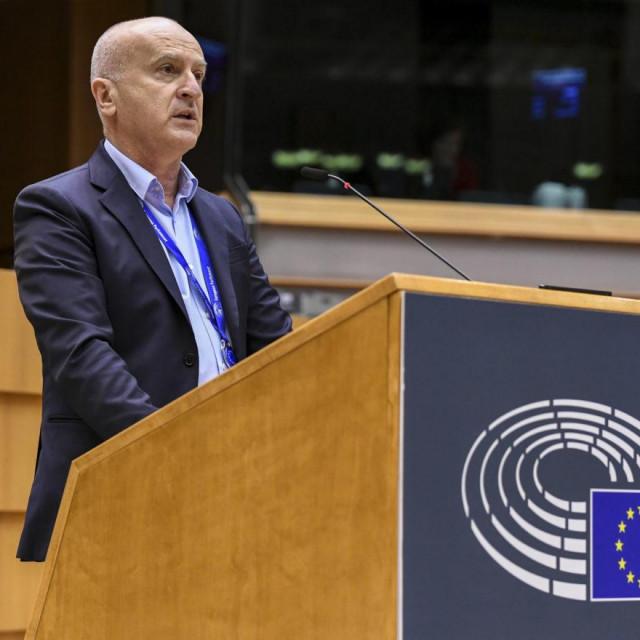 Predrag Fred Matić<br /> Photo: Ured zastupnika