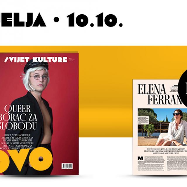 Novi broj magazina Svijet kulture