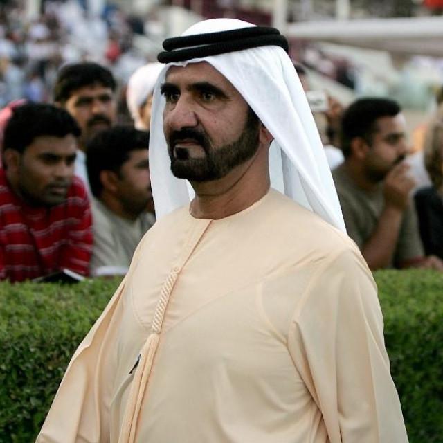 Muhamed bin Rashid al-Maktoum iHaya bint al-Hussein