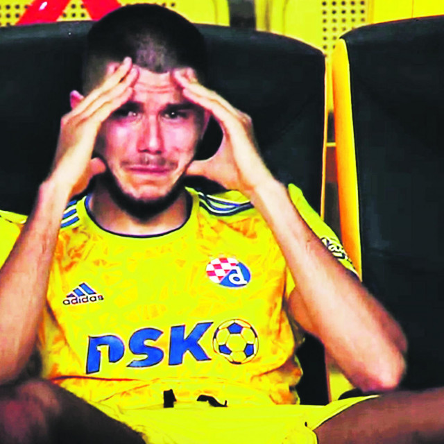 Suze nakon ozljede u Tiraspolu