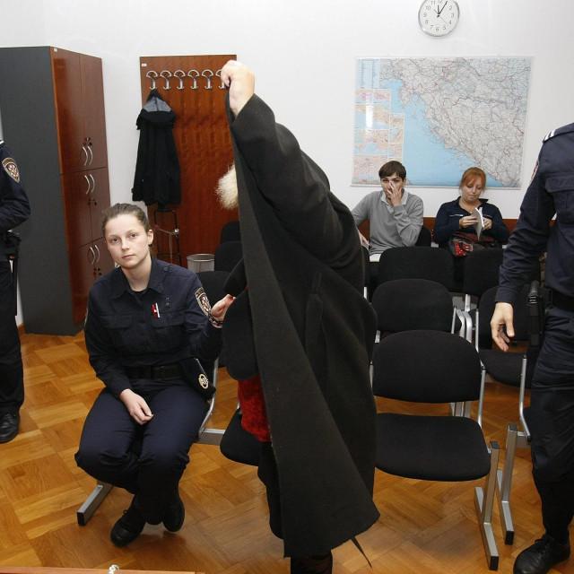 Suđenje Titi Gubiću (Ivani Zdravki Josipi Radoš)