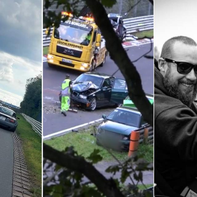 nesreća nurburgring