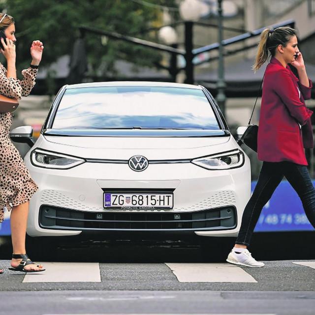 <br /> Najprodavaniji električni model u Europi u kolovozu bio je Volkswagenov ID3