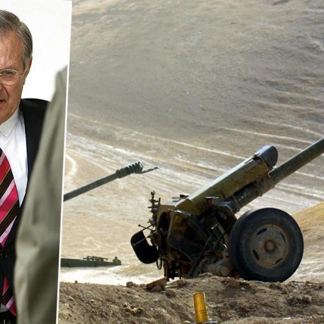 Donald Rumsfeld iDick Cheney