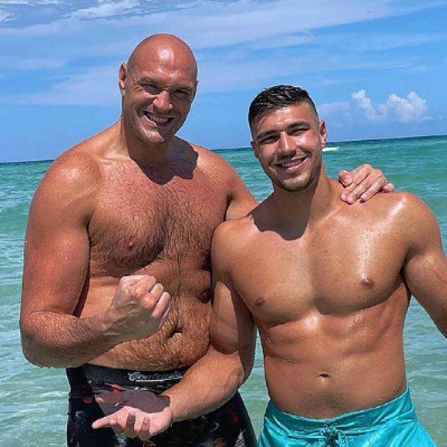 Tyson Fury i Tommy Fury