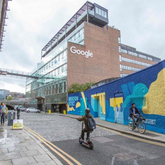 Uredi Googlea u Dublinu