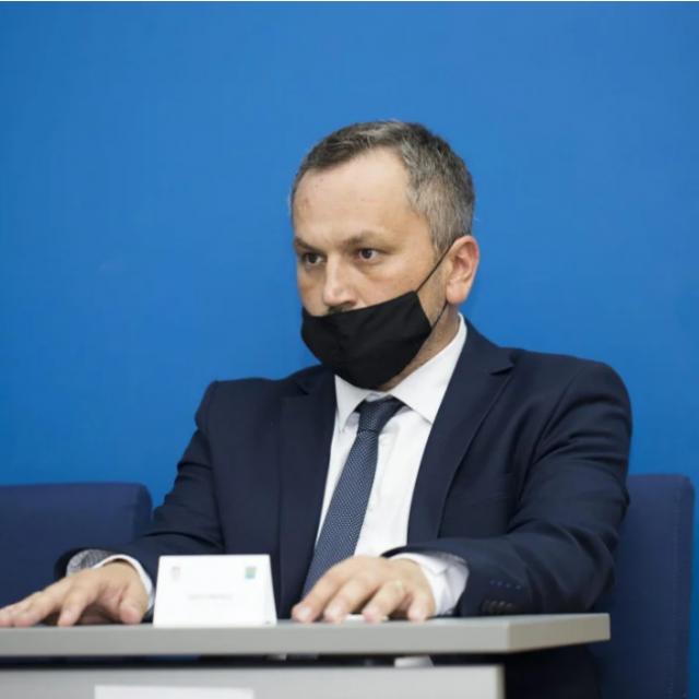 Mate Šimundić, predsjednik Skupštine Splitsko-dalmatinske županije