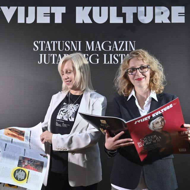 Urednice Pavica Knezović Belan i Tanja Tolić