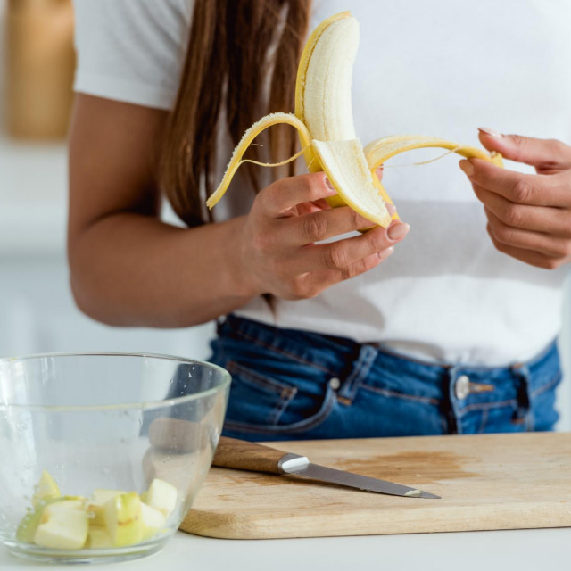 Ekstrakt banane možete pronaći u mnoštvu krema za oči