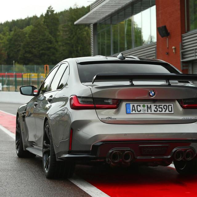 2021 BMW M3 AC Schnitzer