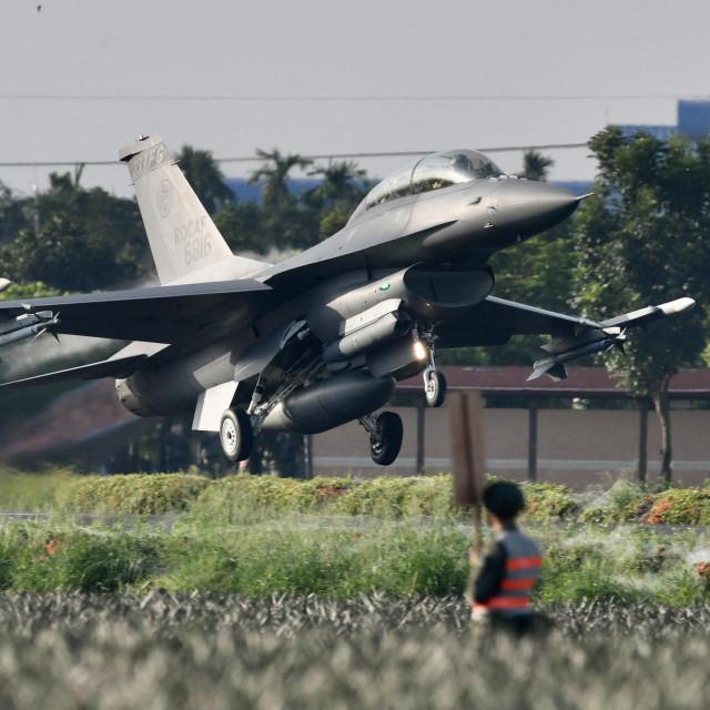Borbeni avion F-16 Tajvana