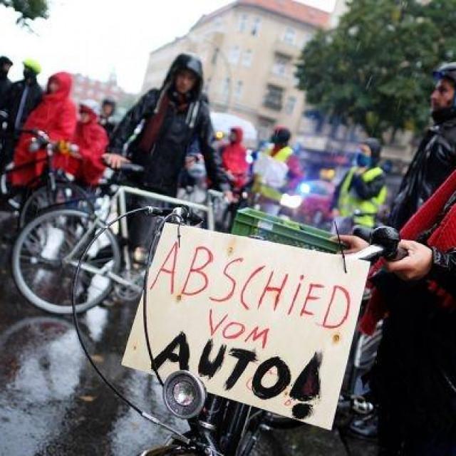 Peticija za zabranu automobila u Berlinu