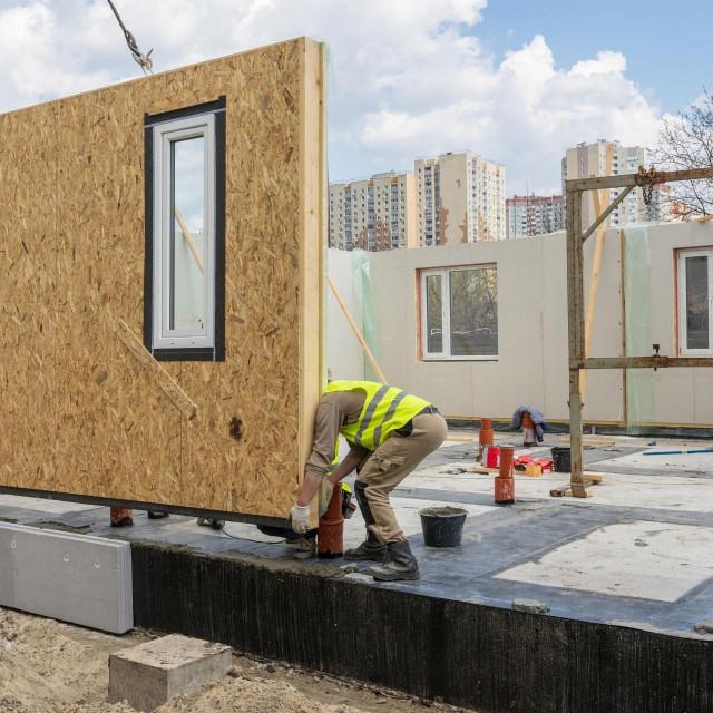 <br /> Moglo se čuti da za modularnu gradnju u Hrvatskoj nema dovoljno proizvođača ni ponuda