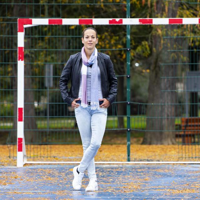 Koprivničanka Ivana Martinčić, nogometna sutkinja