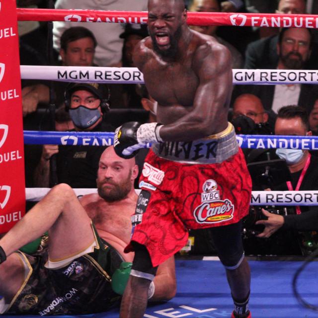 Deontay Wilder vs. Tyson Fury