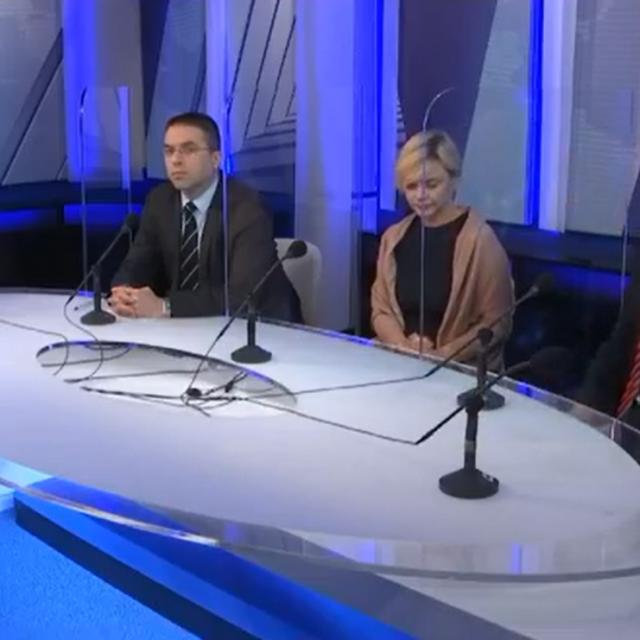Tomislav Sokol, Sandra Benčić i Siniša Hajdaš Dončić