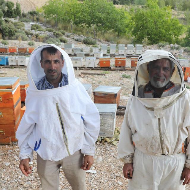 Fehmi i Mustafa Alti nastavili su obiteljsku tradiciju bavljenja pčelarstvom