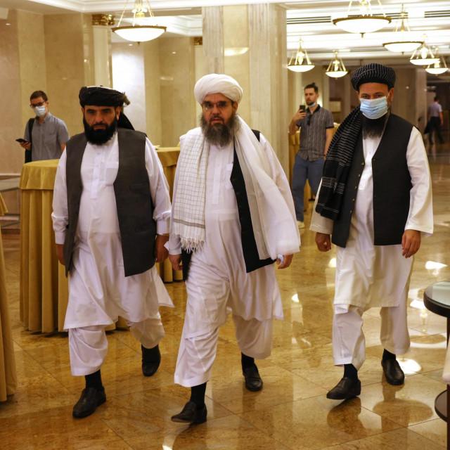 Vođe talibana