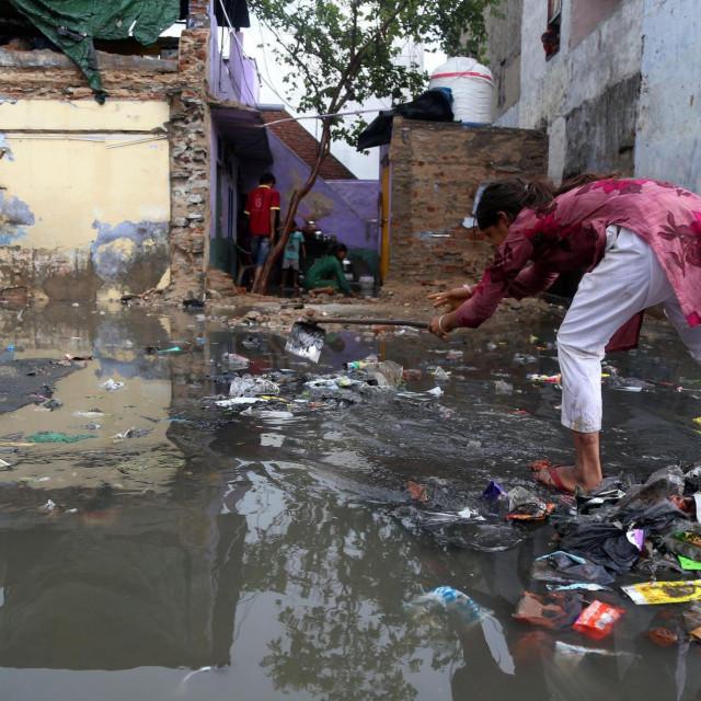 Posljedice nevremena u Indiji, 2021.