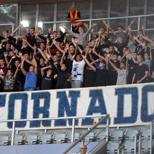 Tornado, zadarska navijačka skupina