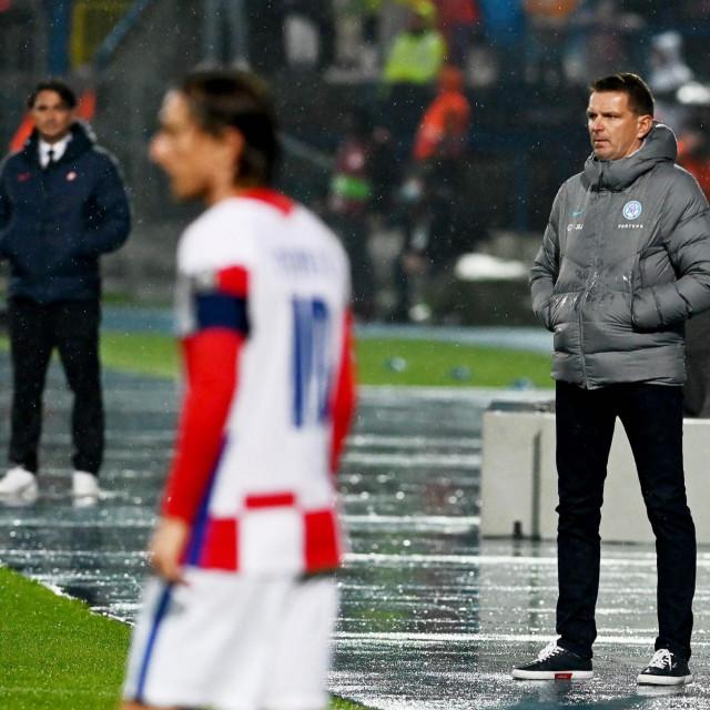 Izbornici: Stefan Tarkovič i Zlatko Dalić