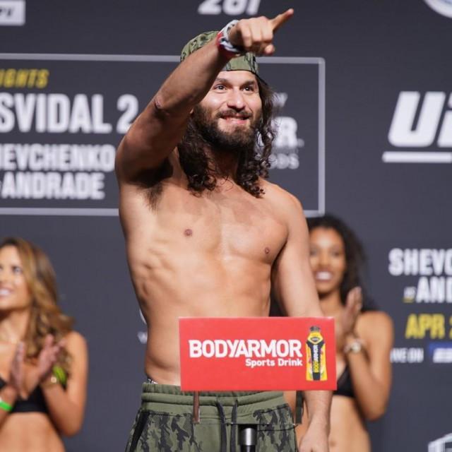 Jorge Masvidal (UFC 261)