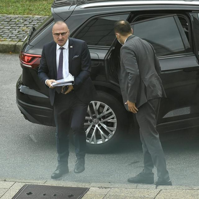 Ministar vanjskih i europskih poslova Gordan Grlić Radman.<br />