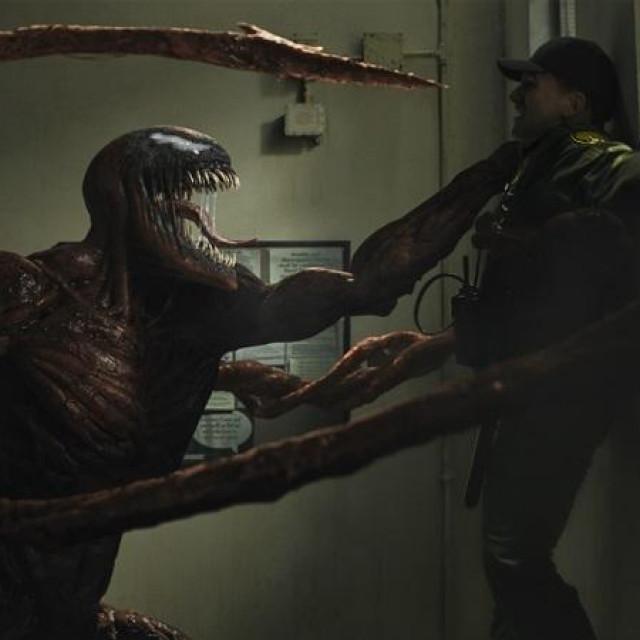 """Isječak iz filma """"Venom: Let There Be Carnage"""""""