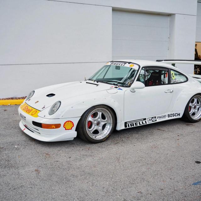 1995 Porsche 911 Cup 3.8 RSR Evo