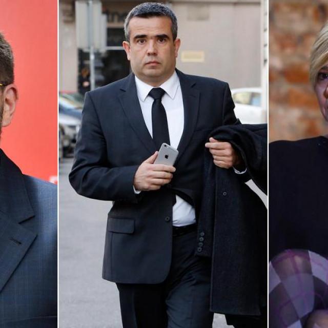 Grbin, Mihanović i benčić
