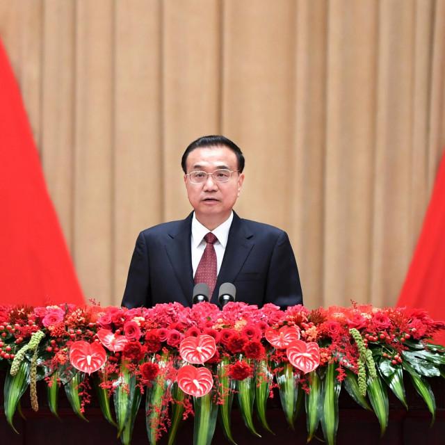 Kineski premijer Li Keqiang