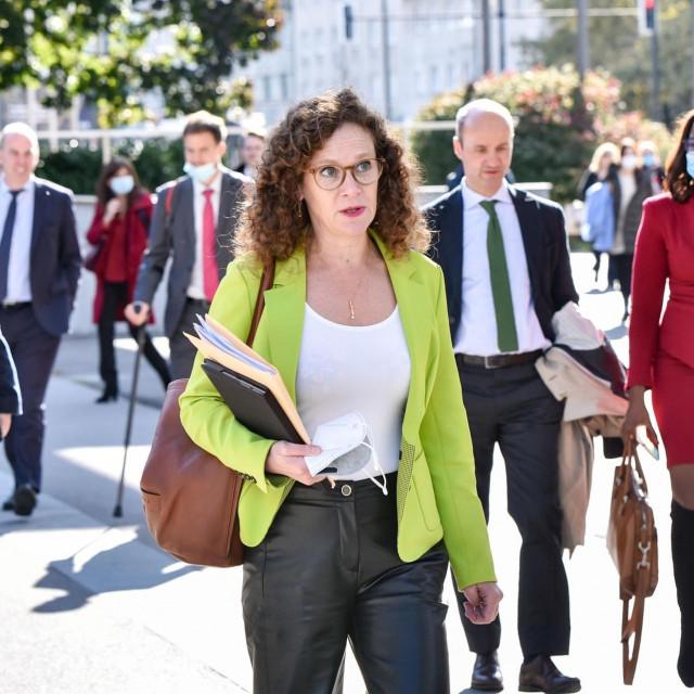 Eurozastupnica Sophie in't Veld s izaslanstvom u Ljubljani