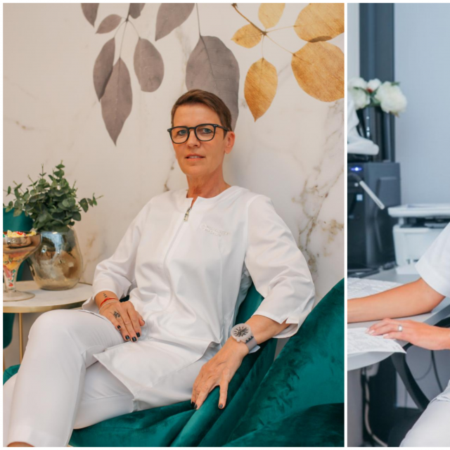 Dr. Tihana Mazalin i dr. Ana Lukas-Stančin