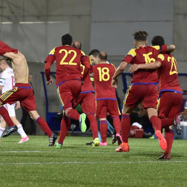 Andora je 2017. pobijedila Mađarsku