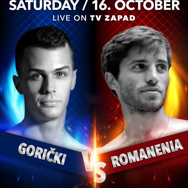 Gorički vs. Romanenia