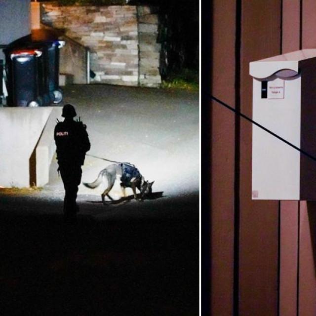 Prizori s mjesta napada u Norveškoj