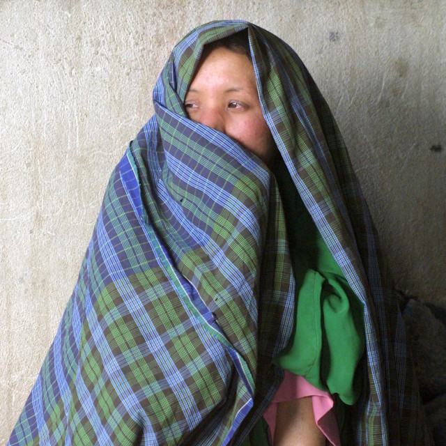 Afganistanska izbjeglica