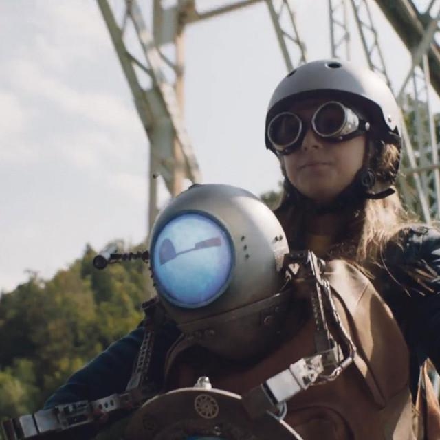 Film Dražena Žarkovića i Marine Andree Škop 'Moj dida je pao s Marsa'.
