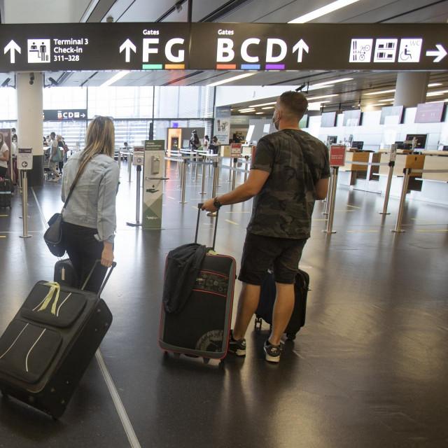 Zračna luka u Beču
