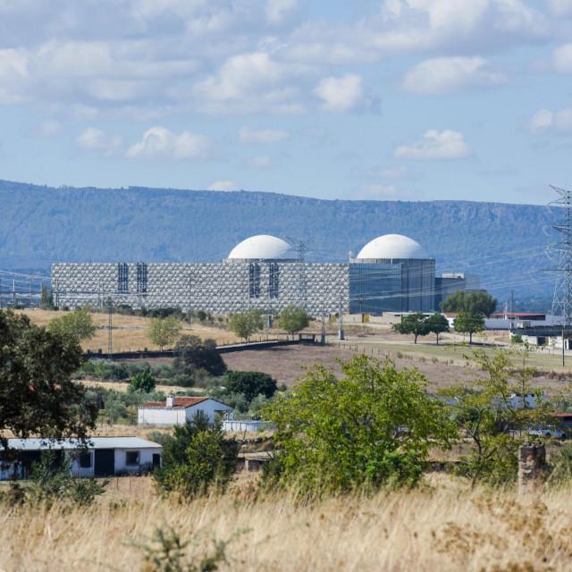 Španjolska nuklearka u Caceresu