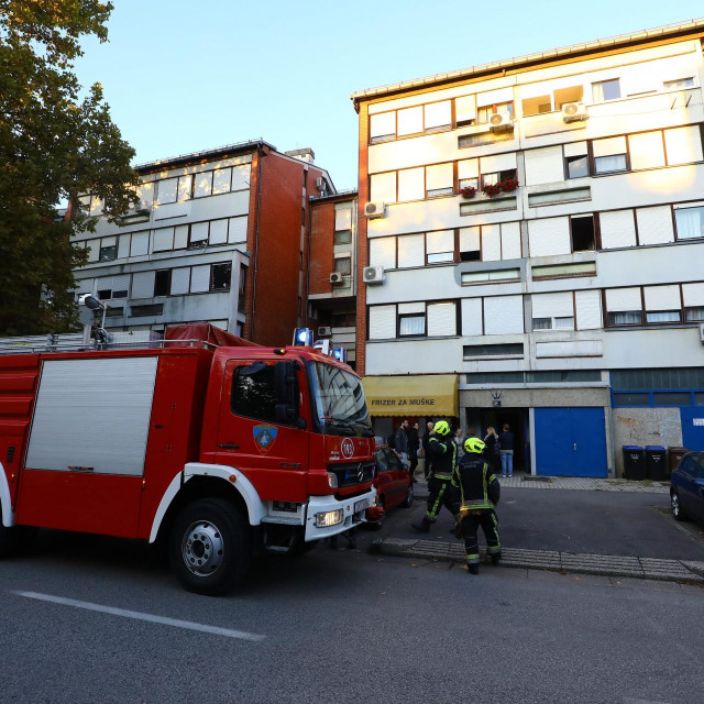 Požar u Španskom